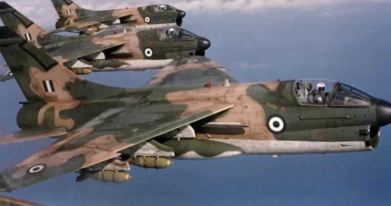 Ίμια: 25 χρόνια μετά - «Έτσι θα βυθίζαμε τον τουρκικό Στόλο» - Τι λέει ο αρχηγός του Σμήνους προσβολής των A-7Η Corsair
