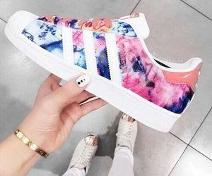 floral adidas shoes