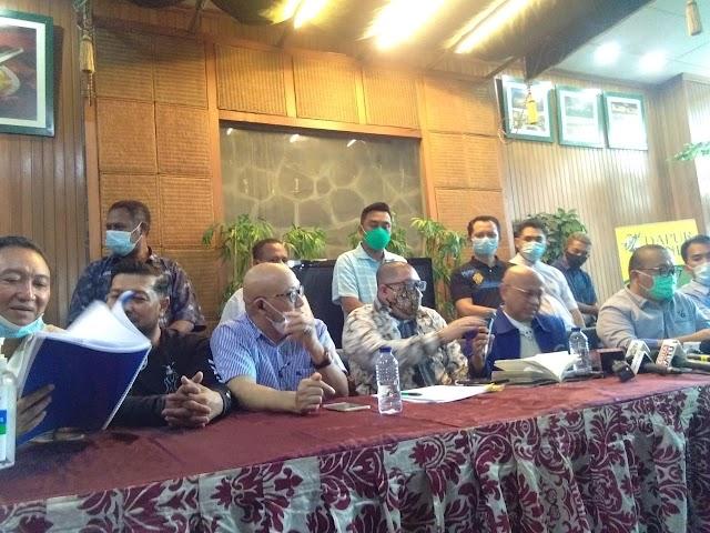 Ada PO DPC-DPD Setor Dana ke DPP Partai Demokrat, Darmizal: Malu Saya, Malu.