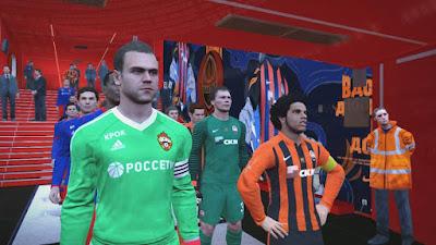 PES 2017 Stadium Donbass Arena by NaN RiddLe 08