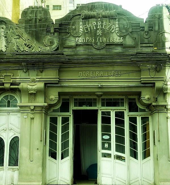 Casa de Pompas Fúnebres, Pelotas