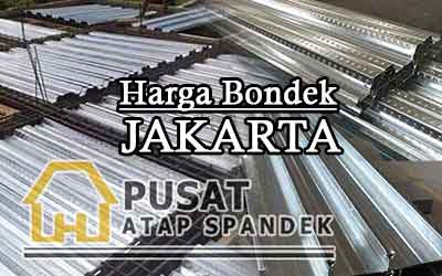 Harga Bondek Jakarta Pusat