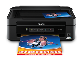 is an application to command Epson Expression Home XP Epson Expression Home XP-200 Driver Download Windows, Mac, Linux