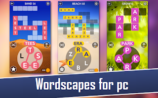 Wordscapes For PC