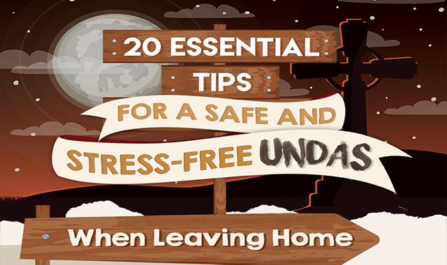 20 Essential Tips for a Safe and Stress-free Undas