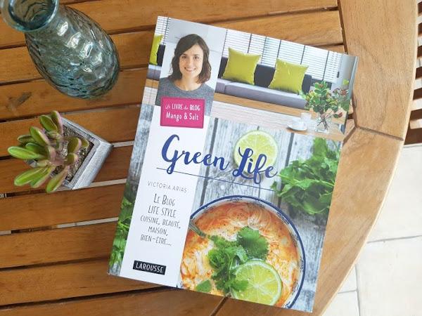 Mon avis sur Green Life, le livre de Mango & Salt