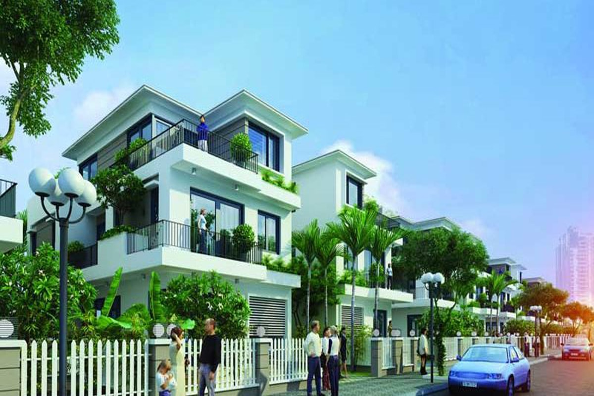 Biệt thự Kalong Riverside City