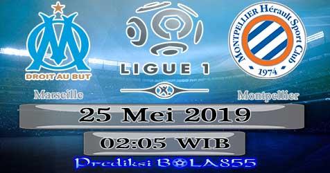 Prediksi Bola855 Marseille vs Montpellier 25 Mei 2019