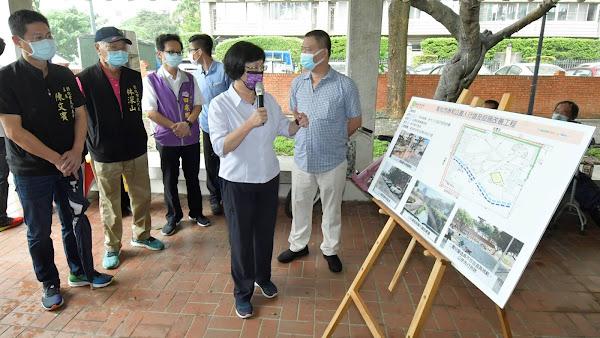 彰化市泰和公園、金馬公園設施老舊 現勘改善公園環境