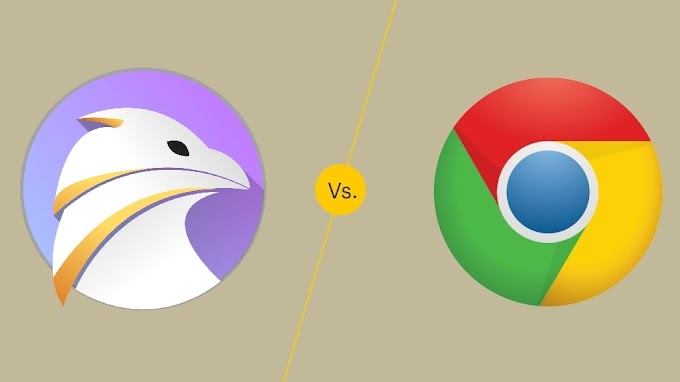 Google Chrome vs Falkon Browser: Which is Better to Use?