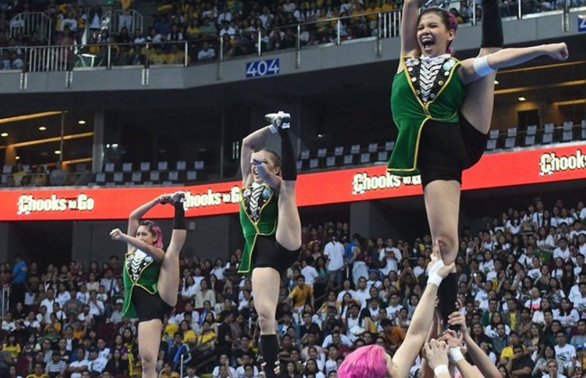 UAAP CDC 2019: DLSU Animo Squad performance video