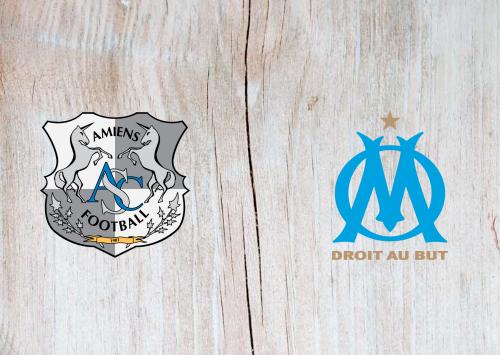 Amiens SC vs Olympique Marseille -Highlights 4 October 2019
