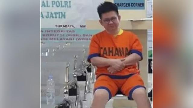 Disidang, Pendeta Caboel Surabaya Terancam 15 Tahun Penjara