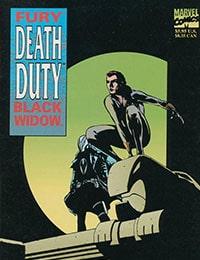 Fury/Black Widow: Death Duty