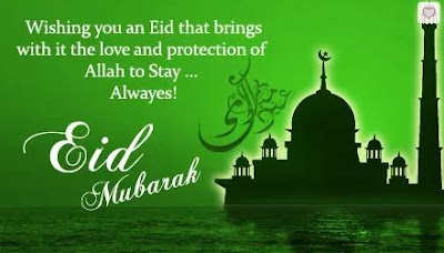 Eid Mubarak 2016 Images:wishing you ab eid that bring with it  the love, and , protection of allah to stay always