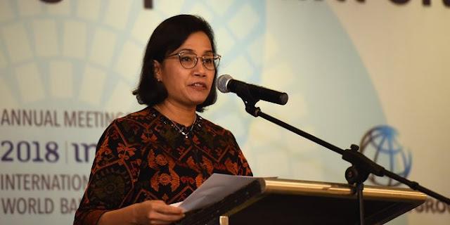 Sri Mulyani Indrawati Dinobatkan Atau Sebagai Menteri Keuangan Terbaik Dunia 2018 Versi Jagoberita