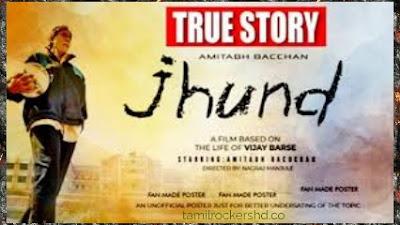 Jhund 480p 300 mb , jhund full movie download