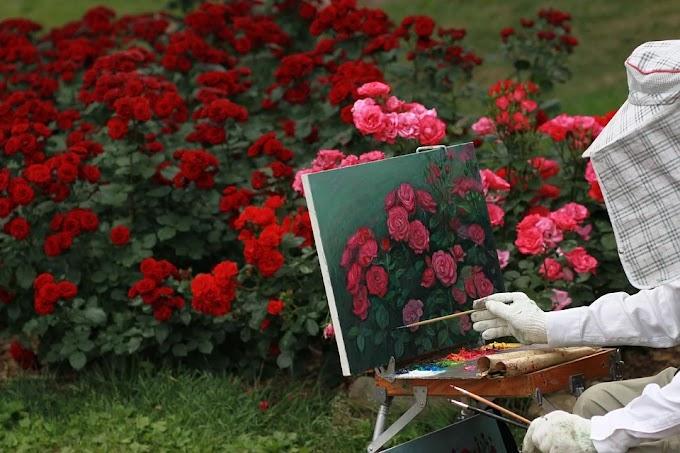 Soñar con pintar