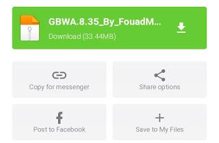 gbwhatsapp apk latest version download