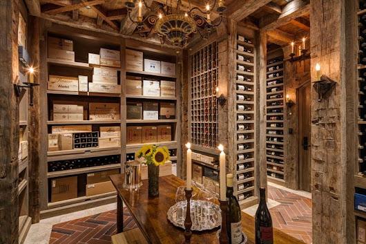 How Wine Crates Increase the Value of Your Home