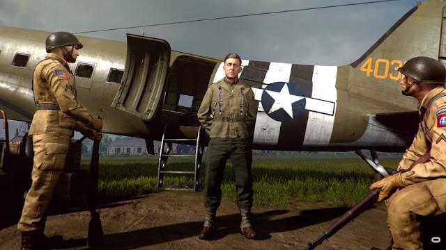 الإعلان عن السعة التخزينية التي تتطلبها لعبة Medal of Honor Above and Beyond