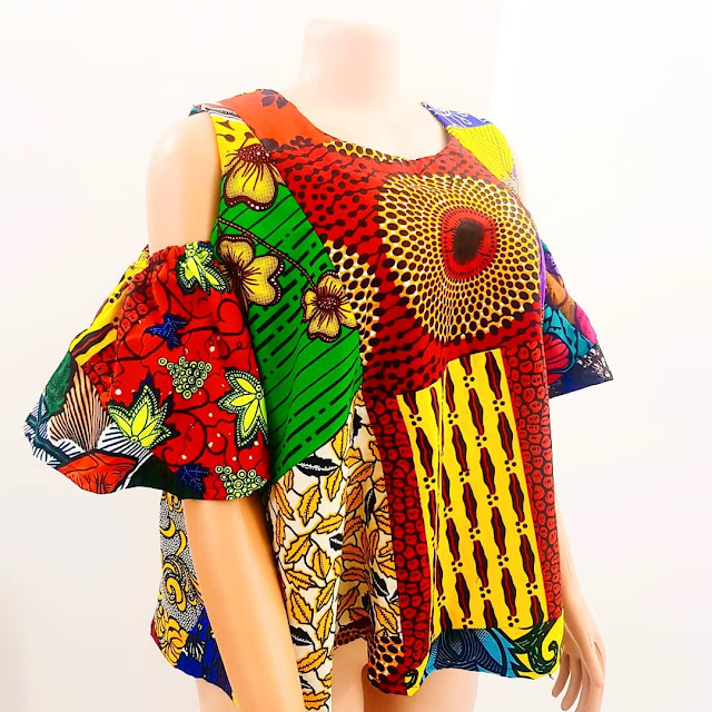 2020 Beautiful Latest Ankara Dresses