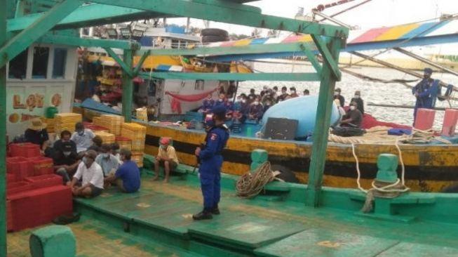 Alamak! Dua Kapal Vietnam Rutin Curi 540 Ton Ikan dari Perairan Indonesia Tiap Bulan