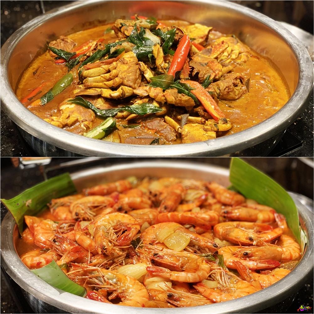 Sunway Putra Hotel, Seafood buffet, Seafood buffet di Kuala Lumpur, Rawlins Eats, fresh seafood, Rawlins GLAM,