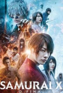Baixar Samurai X O Final Torrent Dublado - WEB-DL 1080p