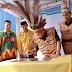 Sayed Jafar Resmikan Bank Kalsel Unit Sengayam