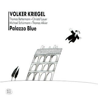 Volker Kriegel - 1987 - Palazzo Blue