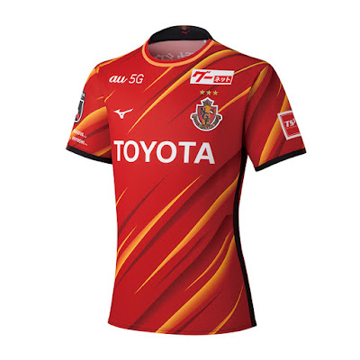 J1 League 2021 Nagoya Grampus Kits