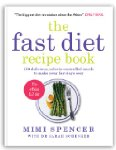 The Fast Diet Recipe Book by Mimi Spencer book cover