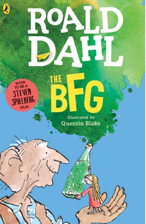 Hora de Ler: The BFG - Roald Dahl