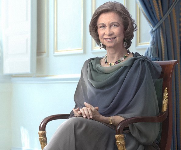 Princess Sophia of Greece and Denmark was born on November 2, 1938, in Psychiko, Athens