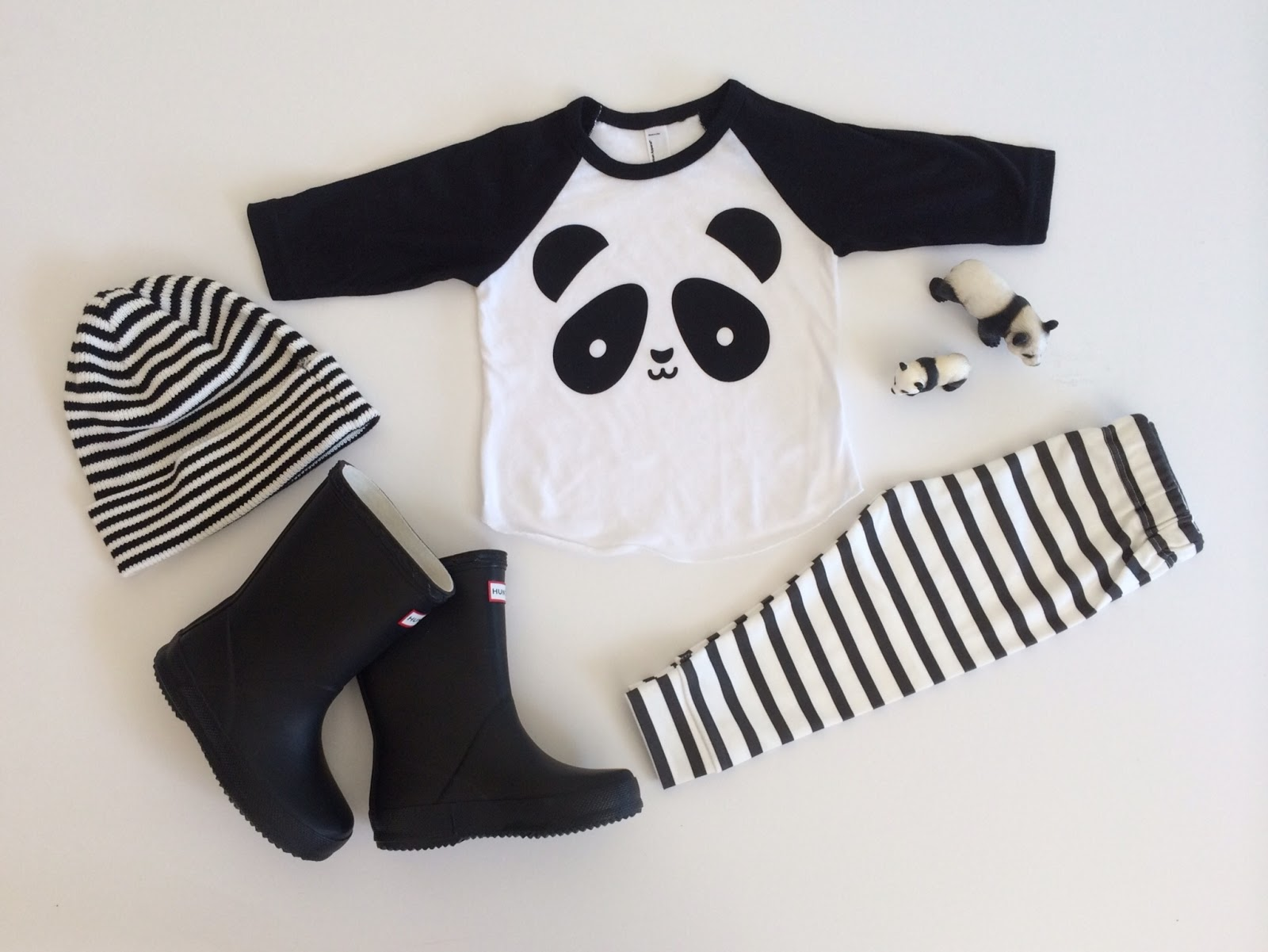 Australian Stockist Whistle and Flute Panda Tee