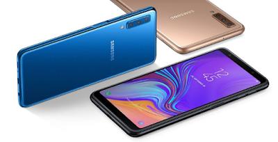 Spesifikasi Ram dan Memori Internal Samsung Galaxy A7 (2018)