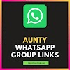 Join 1000+ Aunty WhatsApp Group Links List 2021  - Updated Daily