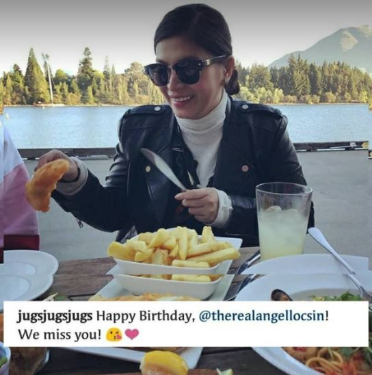 These Are The Celebrities Who Wrote The Sweetest Birthday Greetings For Our Queen Angel Locsin!