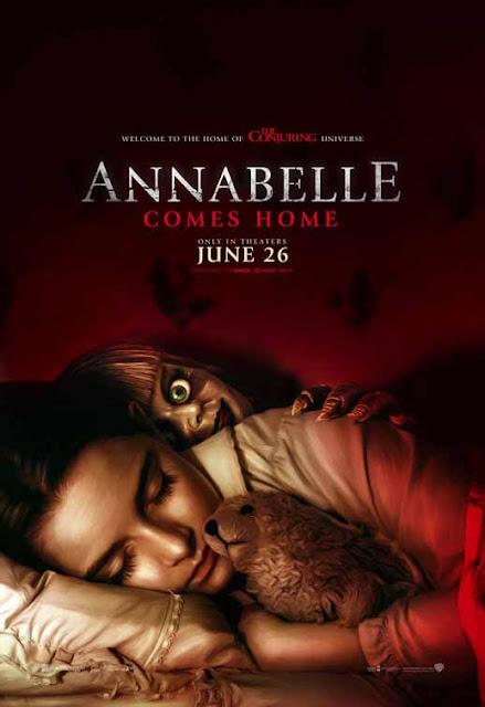 لعشاق الـ horror.. إليك أقوى أفلام الرعب المرتقبة في سنة 2019 فيلم الرعب  Annabelle Comes Home