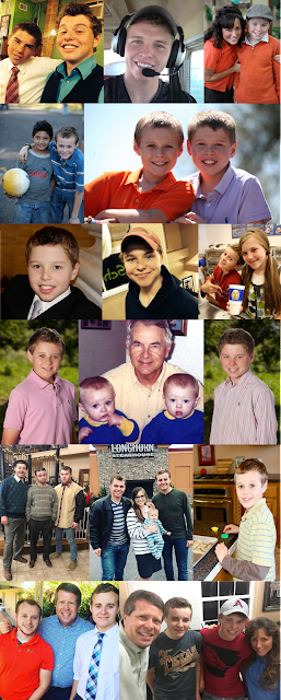 Jedidiah and Jeremiah Duggar birthday