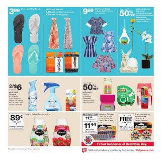 Walgreens Weekly Ad May 5/6/18 - 5/12/18