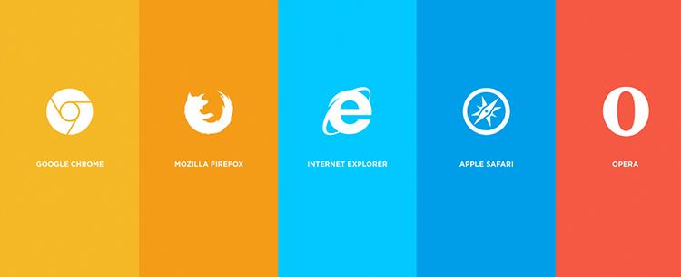 Menghapus Riwayat Penelusuran Pada Mozilla Chrome Edge Safari dan Opera