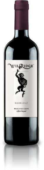 2016 Wilridge Winery Estate Nebbiolo