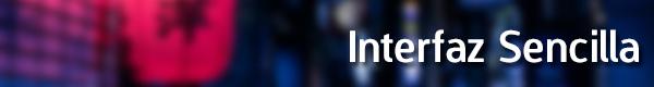 Interfaz Sencilla