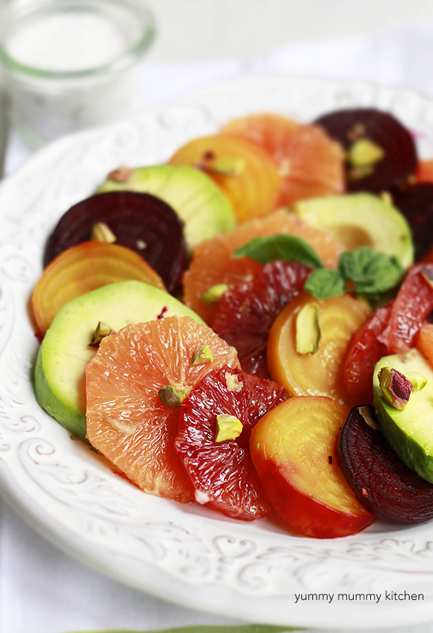 beautiful beet salad recipe