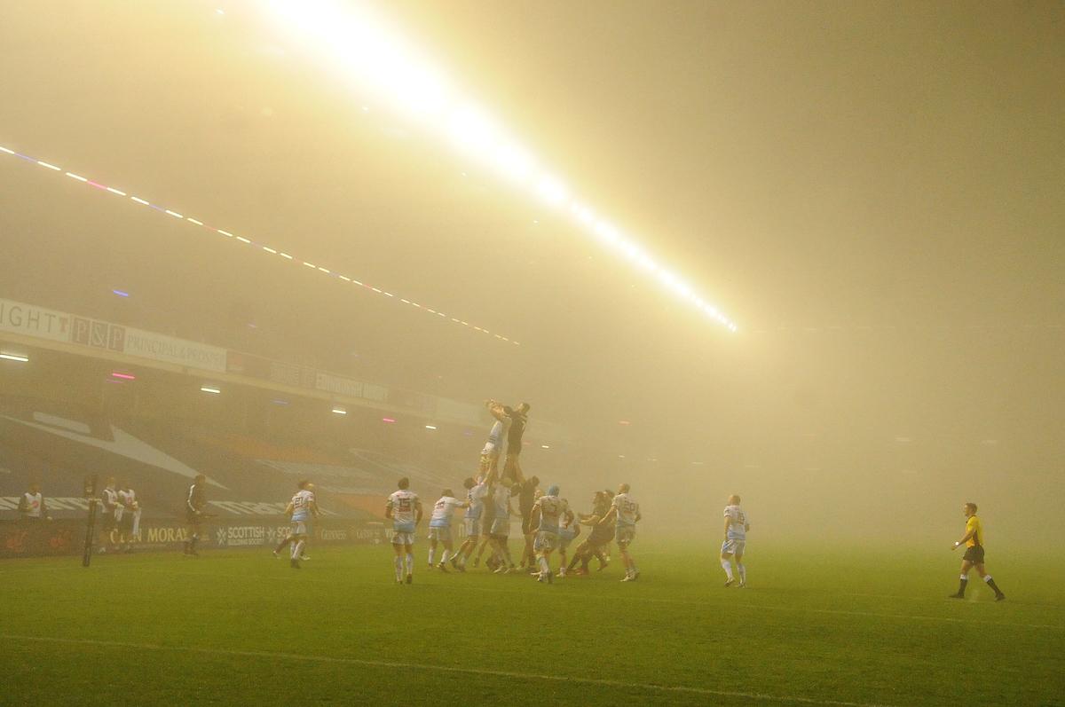 Edinburgh vs Cardiff - Murrayfield