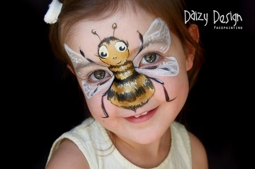 11-Christy Lewis Daizy-Face Painting - Alternate Personalities-www-designstack-co