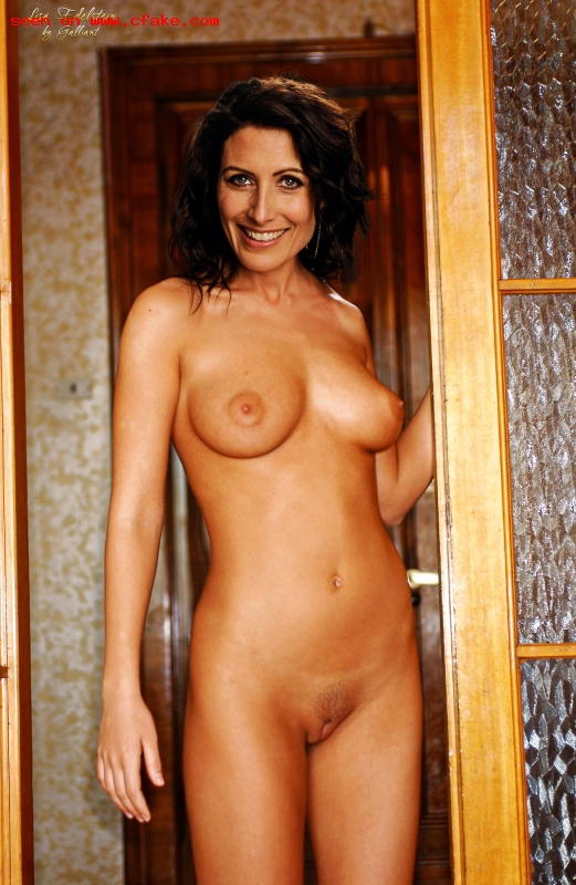 Lisa edelstein naked