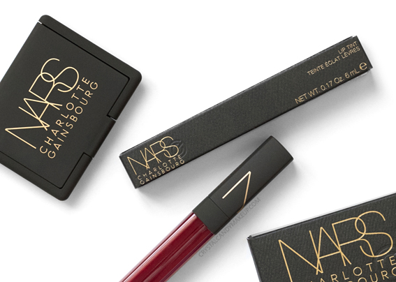 NARS Charlotte Gainsbourg Summer 2017 Makeup Collection Review